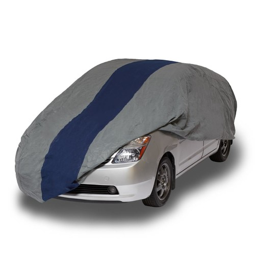 Duck Covers Double Defender Semi-Custom Hatchback Cover, Fits Hatchbacks up to 13 ft. 5 in.