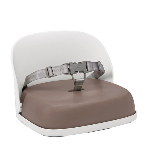 Oxo Tot Perch Booster Seat with Straps - Taupe