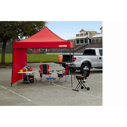 Craftsman 10' x 10' Instant Commercial Canopy