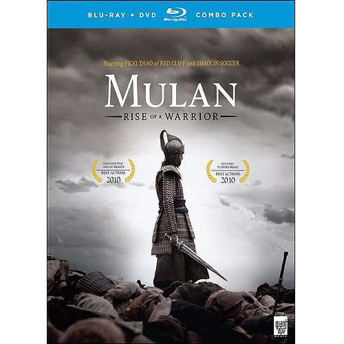 Mulan: Rise of a Warrior [2 Discs] [Blu-ray] [2013]