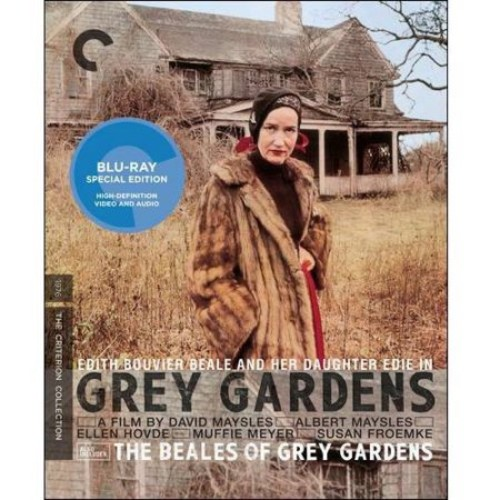 Grey Gardens / The Beales Of Grey Gardens (Criterion Collection) (Blu-ray) (Full Frame)