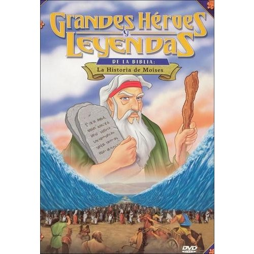 Greatest Heroes and Legends of the Bible-Story of Moses