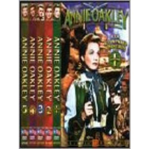 Annie Oakley, Volumes One - Five