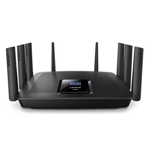 Linksys - EA9500 Max-Stream AC5400 Tri-Band Wi-Fi Router - black