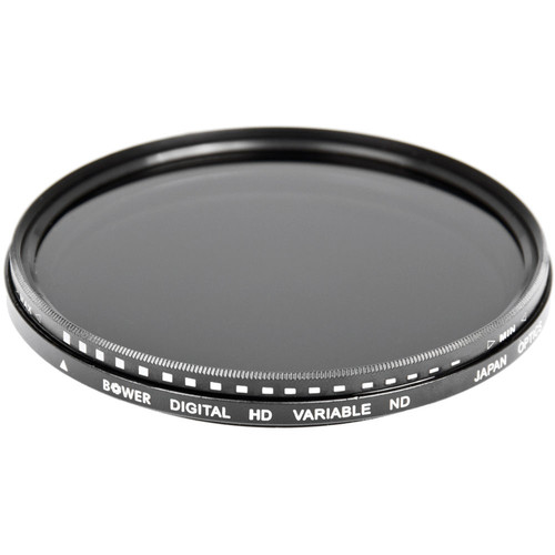 62mm Variable Neutral Density Filter
