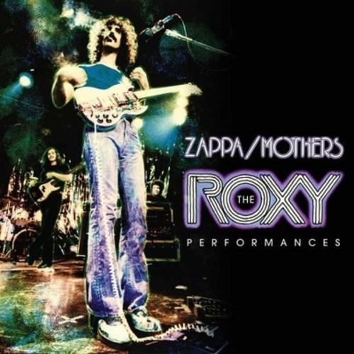 Frank Zappa - Roxy Performances (CD)