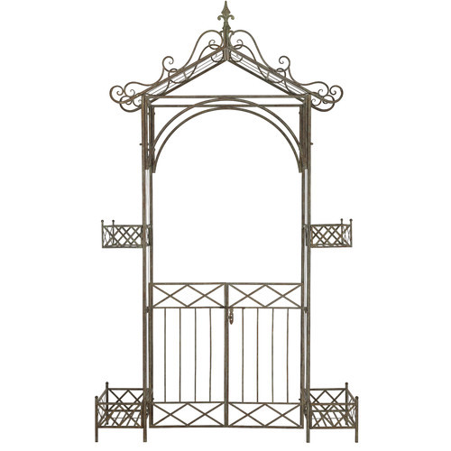Safavieh Destiny Outdoor Gated Arbor