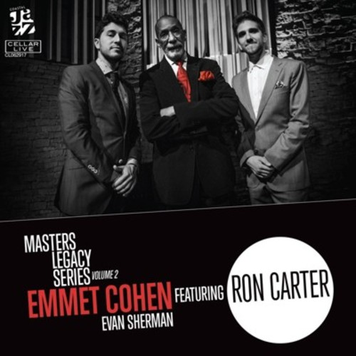 Emmet Cohen - Masters Legacy Series:Vol 2 Ron Carte (CD)