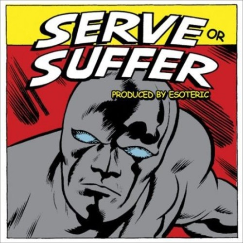 Serve or Suffer [CD]