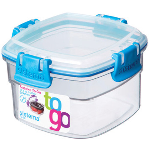 Snacks To Go Food Storage Container