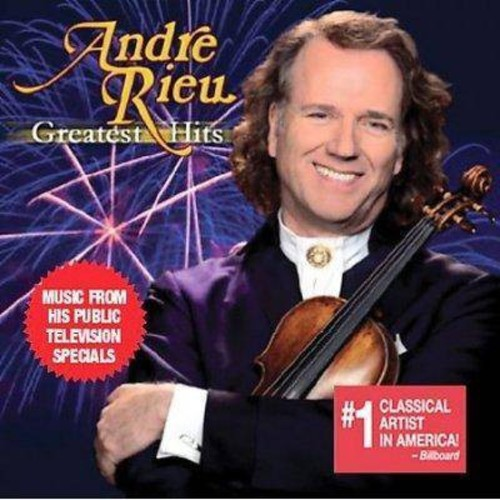 Andre rieu - Greatest hits (CD)