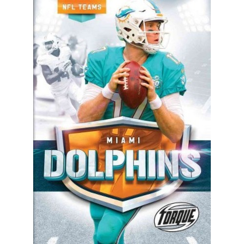 Miami Dolphins Story (Library) (Thomas K. Adamson)
