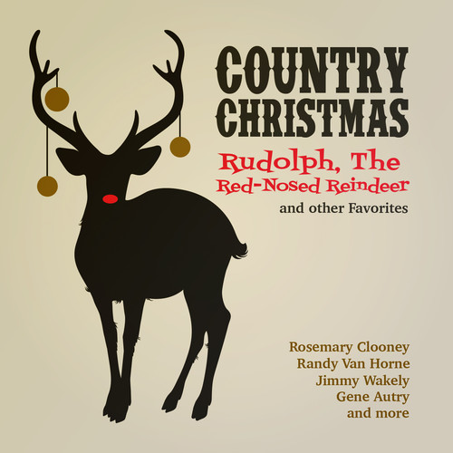 COUNTRY CHRISTMAS: RUDOLPH RED-NOSED REINDEER / VA - COUNTRY CHRISTMAS: RUDOLPH RED-NOSED REINDEER / VA