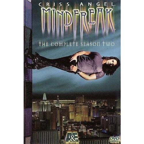 Criss Angel: Mindfreak - The Complete Season Two [3 Discs]