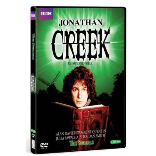 Jonathan Creek: The Specials [2 Discs] [DVD]