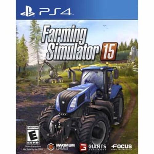 Farming Simulat 2015 Playstation 4