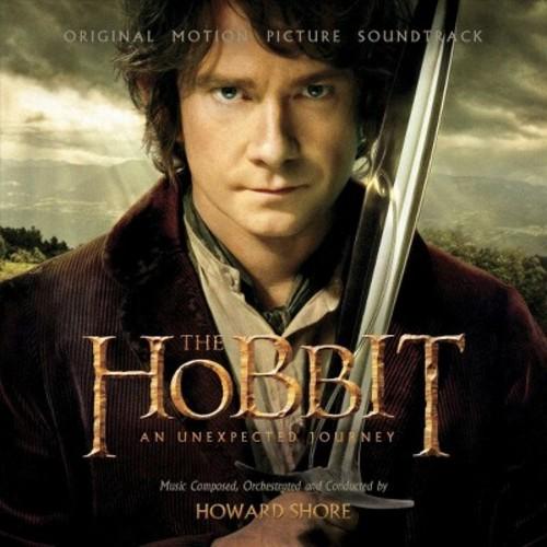 Howard Shore - The Hobbit: An Unexpected Journey (Original Score) (CD)