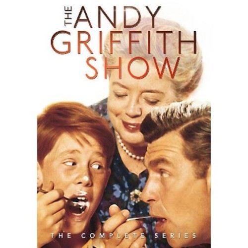Andy Griffith Show: The Complete Series (DVD)
