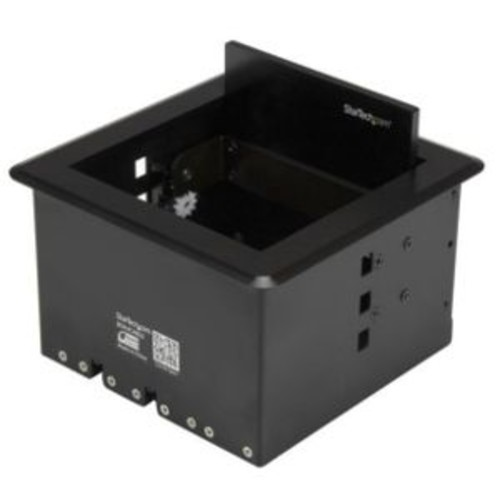 StarTech.com CONFERENCE TABLE CBL MGMT BOX TABLE TOP (BOX4CABLE)