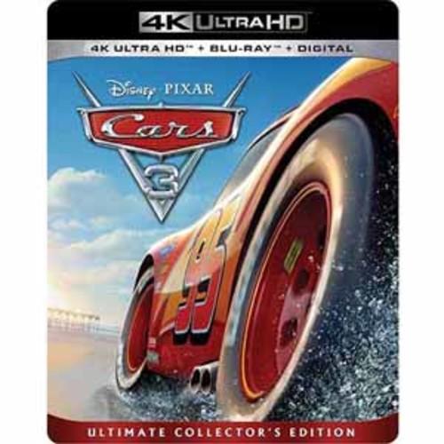 Cars 3 [4UKD] [Blu-Ray] [Digital]