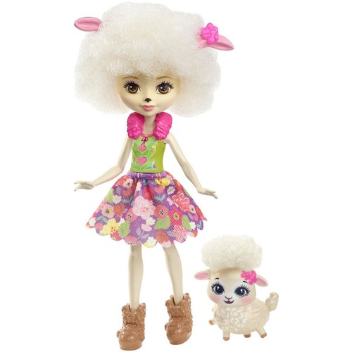 Enchantimals 6-inch Fashion Doll - Lorna Lamb