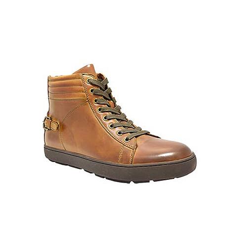 Rock Leather Sneaker