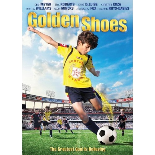 Golden Shoes (DVD) 2015