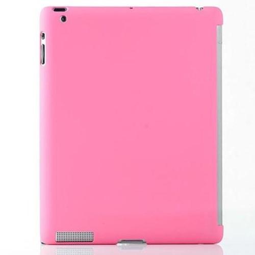 Urbano Design Smart Cover Companion TPU for iPad 2, Pink UD-SKSC06