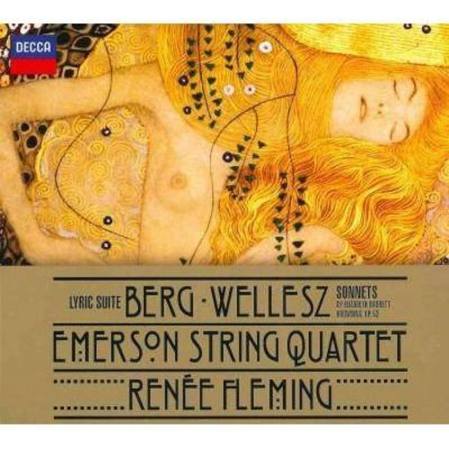 Robert fleming - Berg/Wellesz:Lyric suite/Sonnets eliz (CD)