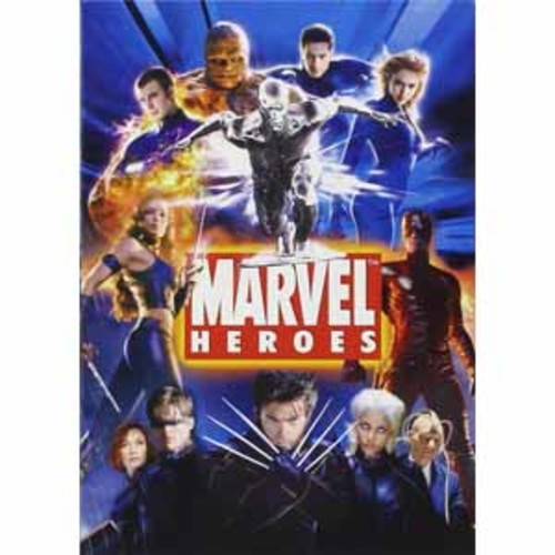 Marvel Heroes Collection [DVD]