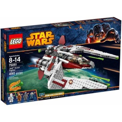 LEGO Star Wars Jedi Scout Fighter (75051)
