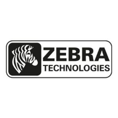 Zebra Z-Perform 2000D - Perforated coated all-temp permanent acrylic adhesive paper labels - bright white - 2.25 in x 1.25 in 34800 label(s) ( 8 roll(s) x 4350 ) - for Zebra Z4Mplus, Z6MPlus, ZM400, Z