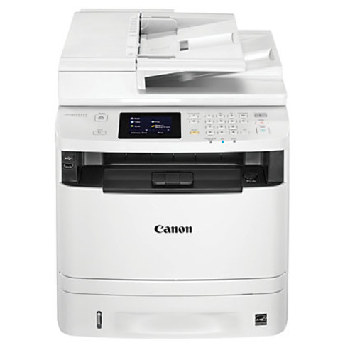Canon imageCLASS Wireless Monochrome Laser All-in-One Printer, Copier, Scanner, Fax, MF414dw