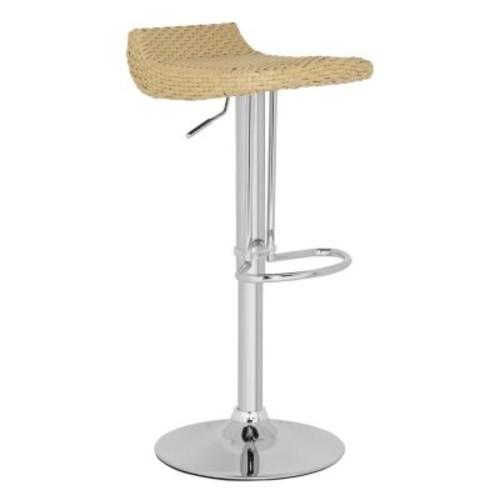 Safavieh Juji Adjustable Height Swivel Bar Stool