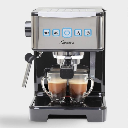 Capresso Ultima PRO Pump Espresso and Cappuccino Machine