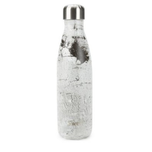 White Birch Reusable Water Bottle/17oz.