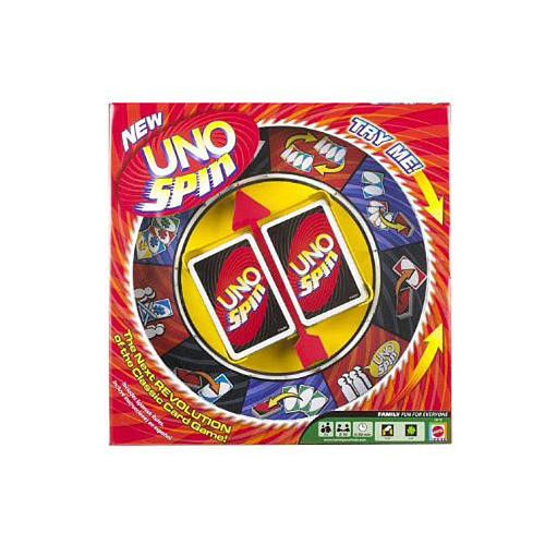Uno Spin Classic Card Game