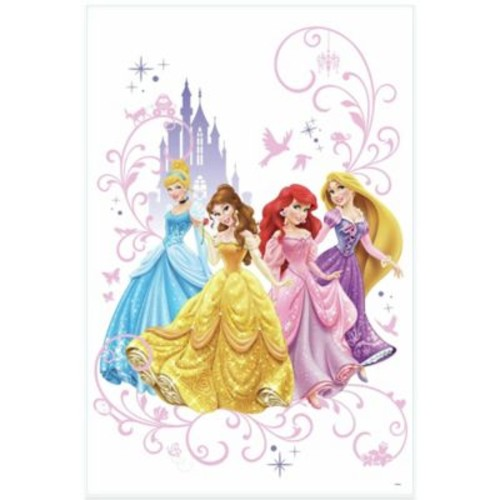 Disney Princess Peel and Stick Giant Wall Decals