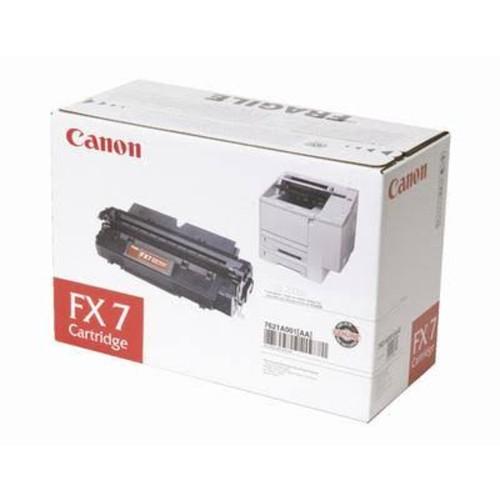 Black Toner Cartridges (7621a001) for Canon - Laser Class Fax 730i (7
