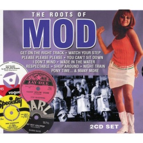 The Roots of Mod By The Various Artists (Audio CD)