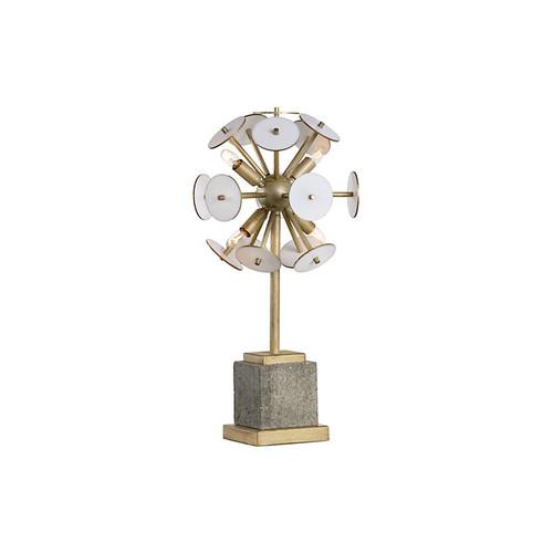 Randell Table Lamp, Concrete
