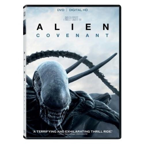 Alien: Covenant (DVD + Digital)