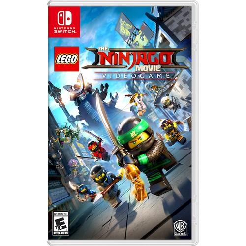 LEGO Ninjago Movie Video Game - Nintendo Switch