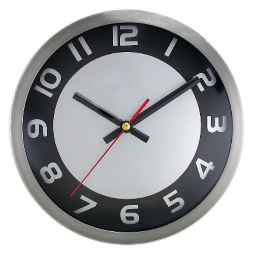 Brushed Dial 9