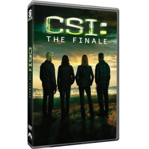 CSI: Crime Scene Investigation: The Final Season [DVD]