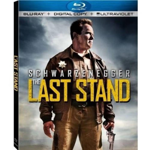 The Last Stand (Blu-ray + Digital Copy + UltraViolet) (With INSTAWATCH) (Widescreen)