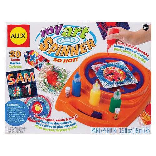 Alex Toys Artist Studio My Art Spinner Set