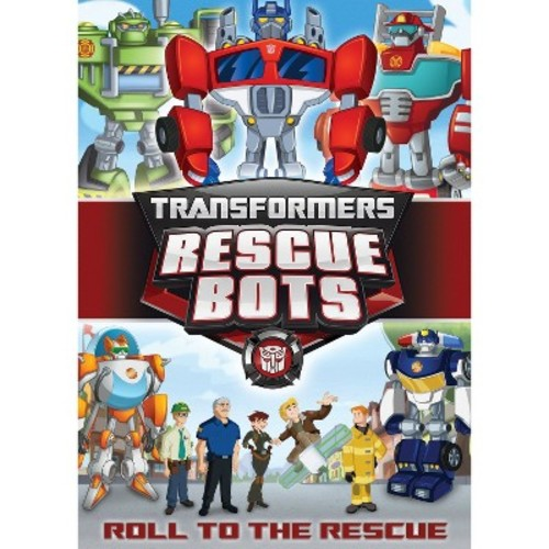 Transformers: Rescue Bots - Roll to the Rescue