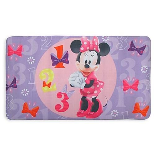 Disney Minnie Bow-Tique Bath Mat