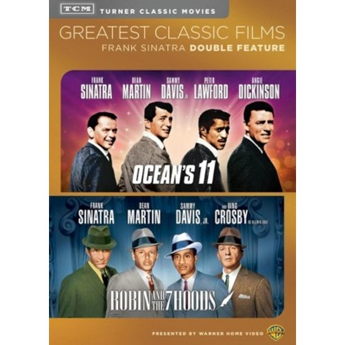 TCM Greatest Classic Films: Frank Sinatra - Ocean's 11/Robin and the 7 Hoods [2 Discs]